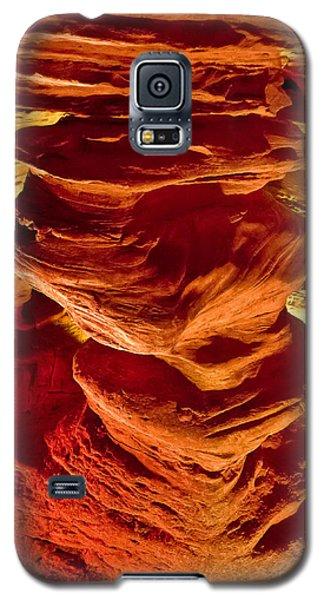 Pillar Of Hercules Galaxy S5 Case