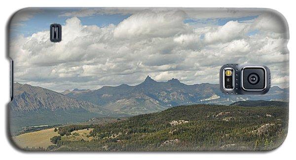 Pilot Peak Panorama Galaxy S5 Case
