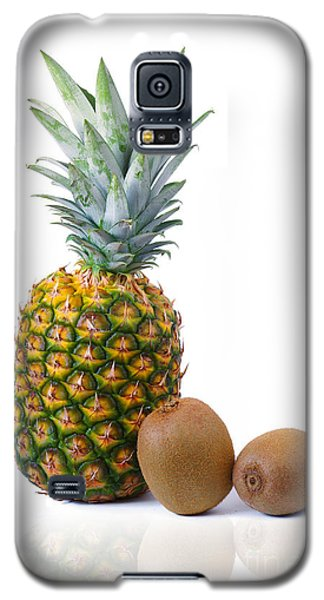 Pineapple And Kiwis Galaxy S5 Case