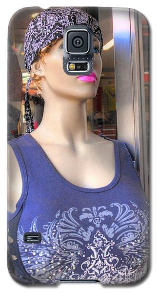 Pink Lipstick Galaxy S5 Case