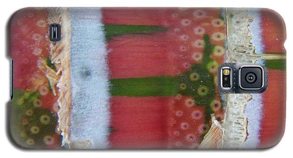 Pink Sugarcane 3 Galaxy S5 Case