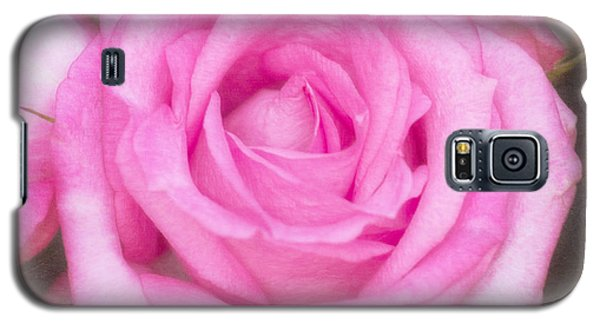 Galaxy S5 Case featuring the photograph Pink Surprise by Joan Bertucci