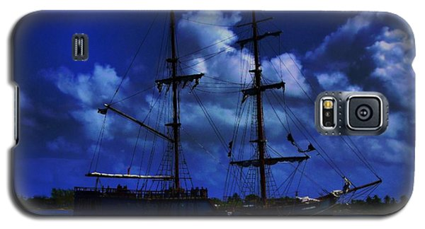 Pirate's Blue Sea Galaxy S5 Case by Patrick Witz