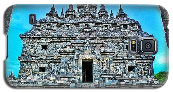Famous Artist Galaxy S5 Case - Plaosan Temple Was Built In The Mid 9th by Tommy Tjahjono