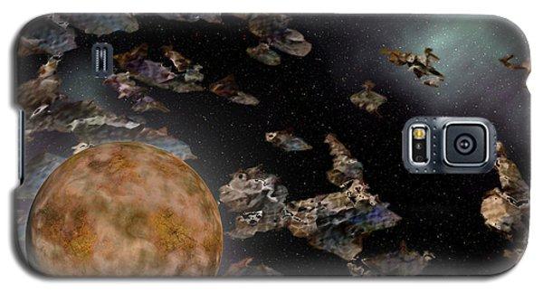 Pluto Galaxy S5 Case by Gordon Engebretson
