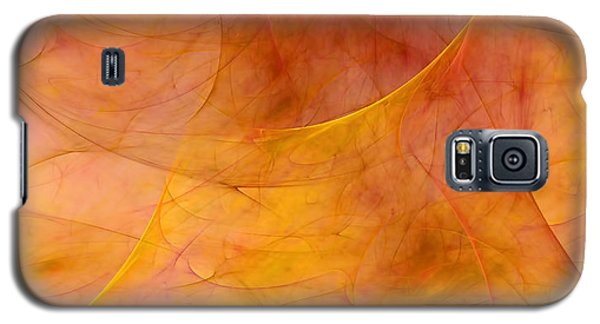 Poetic Emotions Abstract Expressionism Galaxy S5 Case