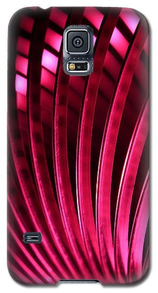 Galaxy S5 Case featuring the photograph Poetry Of Light by Lauren Radke