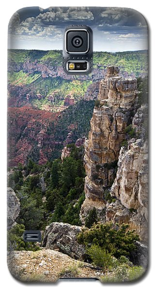 Point Imperial Cliffs Grand Canyon Galaxy S5 Case