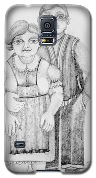 Polish Couple Galaxy S5 Case