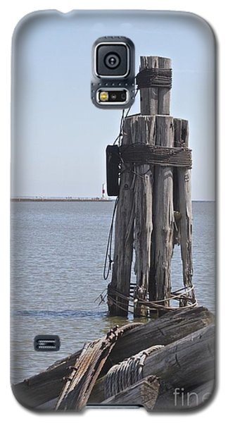 Galaxy S5 Case featuring the photograph Port Of Rochester by William Norton