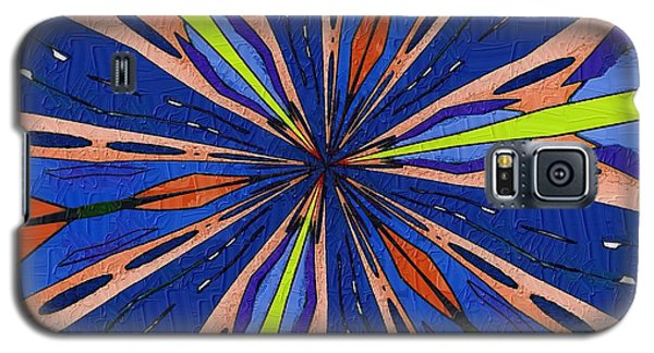 Galaxy S5 Case featuring the digital art Portal To The Past by Alec Drake