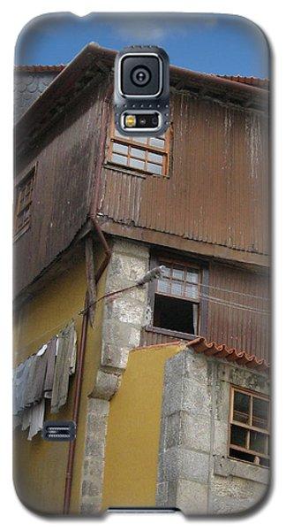 Porto By Day Galaxy S5 Case by Arlene Carmel