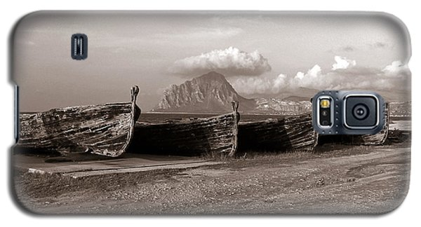 Old Port Of Trapani Galaxy S5 Case