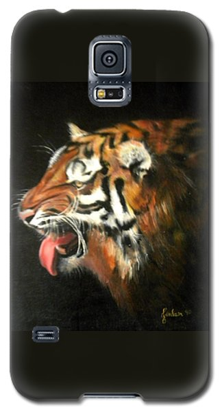 Portrait Galaxy S5 Case by Jordana Sands