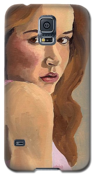Portrait Of Laia Galaxy S5 Case