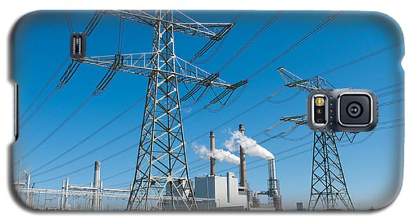 Power Plant  Galaxy S5 Case by Hans Engbers