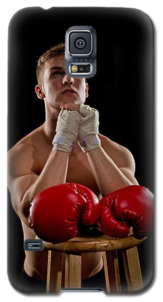 Praying Boxer Galaxy S5 Case