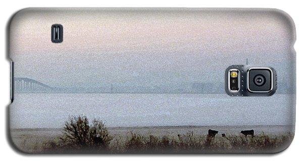 Pre-dawn Fog Galaxy S5 Case