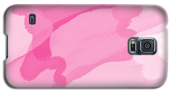 Pretty In Pink Galaxy S5 Case