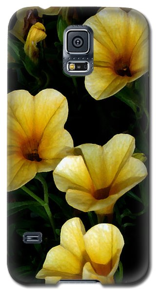 Pretty In Yellow Galaxy S5 Case