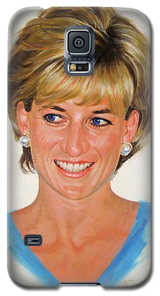 Princess Diana Galaxy S5 Case
