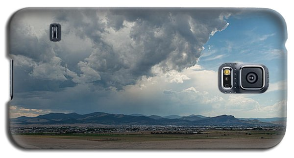 Galaxy S5 Case featuring the photograph Promises Of Rain by Fran Riley