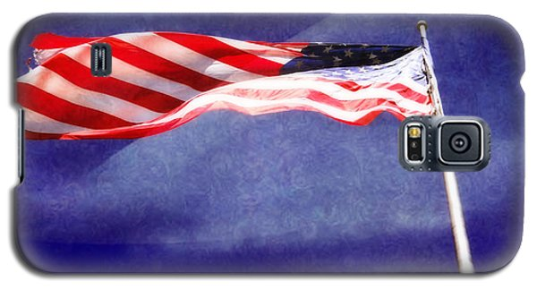 Galaxy S5 Case featuring the photograph Proud by Joan Bertucci