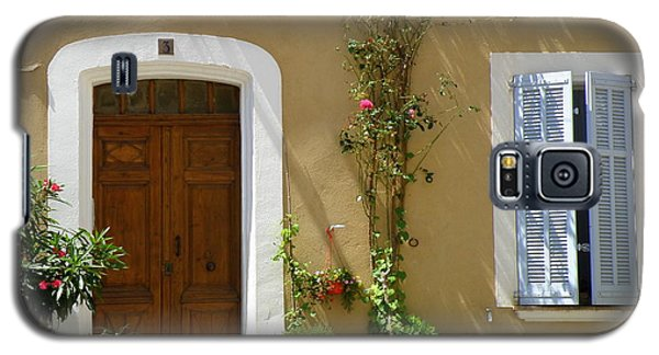 Galaxy S5 Case featuring the photograph Provence Door 3 by Lainie Wrightson
