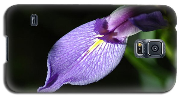 Japanese Iris Petal Galaxy S5 Case