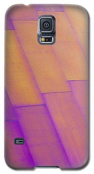 Purple Orange I Galaxy S5 Case