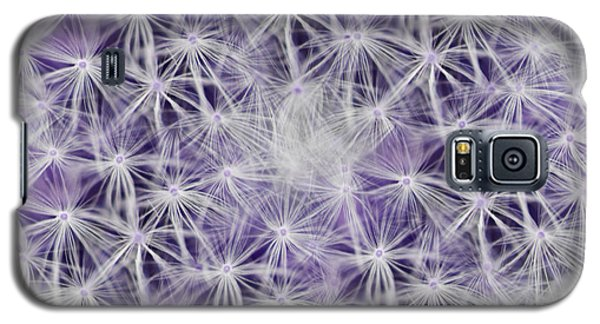 Purple Wishes Galaxy S5 Case