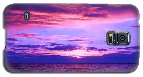Purplosion Galaxy S5 Case