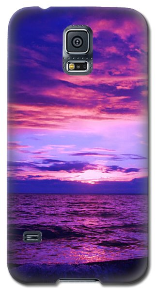 Purplosion Galaxy S5 Case