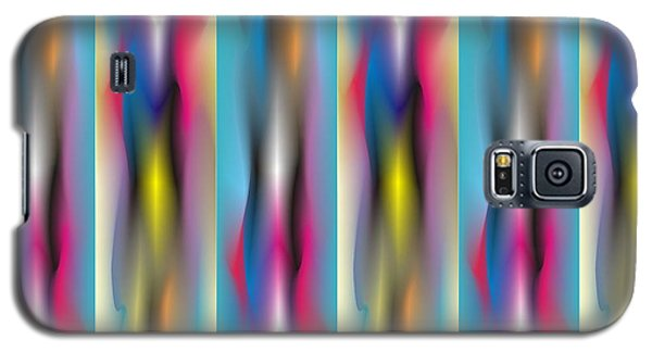 Quantum Medley 1 Galaxy S5 Case