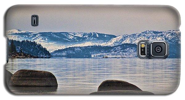 Quiet Lake Tahoe Galaxy S5 Case