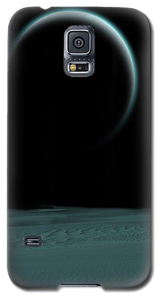Quiet World Galaxy S5 Case by Angel Jesus De la Fuente