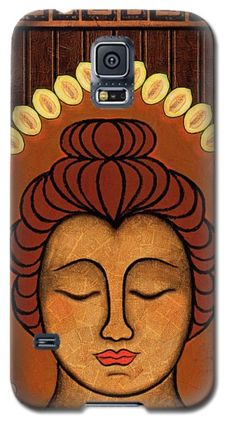 Radiant Peace Galaxy S5 Case
