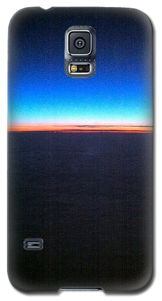 Rainbow Atlantic Galaxy S5 Case