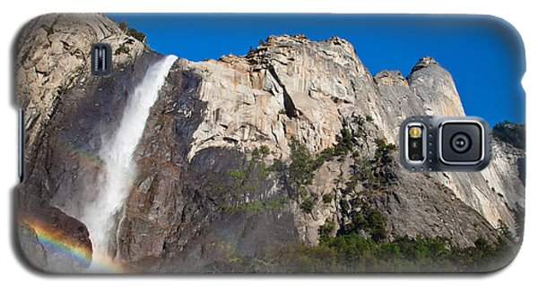 Rainbow On Bridalveil Fall Galaxy S5 Case