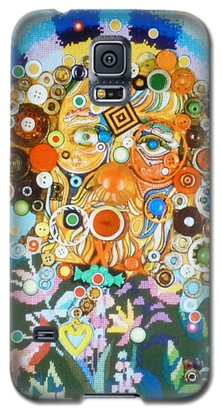 Rainbow Man Galaxy S5 Case by Douglas Fromm