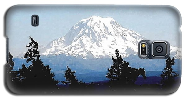 Rainier Reign Galaxy S5 Case by Sadie Reneau