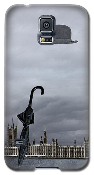 Rainy Day In London  Galaxy S5 Case