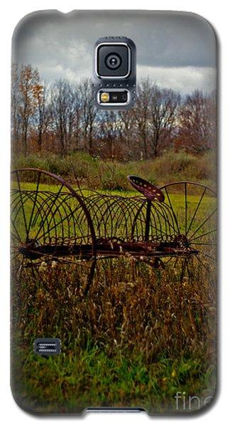 Rake Galaxy S5 Case by Randall  Cogle