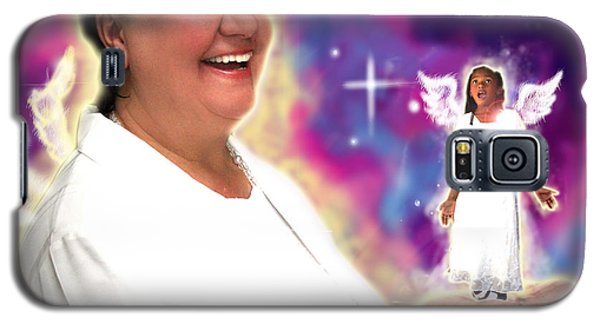 Ralphs.angelic Galaxy S5 Case by Nada Meeks