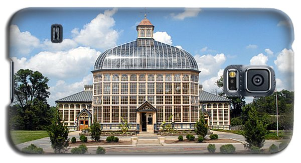 Rawlings Conservatory And Botanic Gardens Of Baltimore 2 Galaxy S5 Case