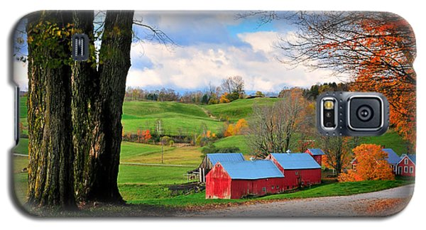 Reading Vermont - Jenne Road Galaxy S5 Case