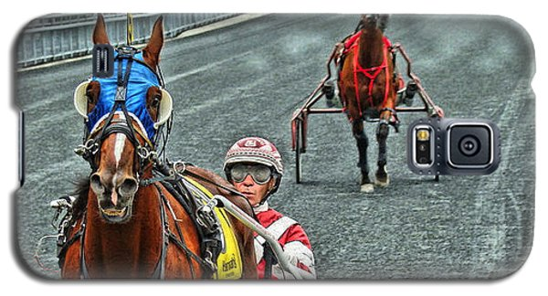 Galaxy S5 Case featuring the photograph Ready To Race by Alice Gipson