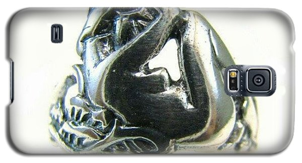 Reclining #nude #sterling #ring - Part Galaxy S5 Case by Sacred Urban