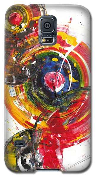 Red And Blue's Gold  837.120811 Galaxy S5 Case