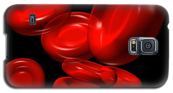 Red Blood Cells 2 Galaxy S5 Case